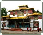 places to visit in sikkim - Enchey Monastery