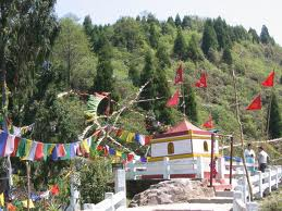 places to visit in sikkim - Ganesh Tok
