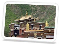 places to visit in sikkim - Labrang Monastry