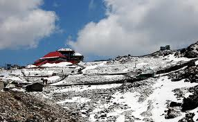 places to visit in sikkim - Nathula Pass
