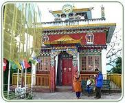 places to visit in sikkim - Pemayangtse Monastry