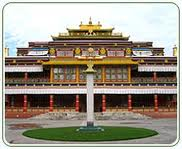 places to visit in sikkim - Ralang Monastery